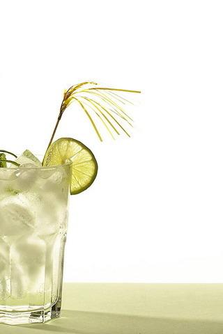 Lemon Drink IPhone Wallpaper Mobile Wallpaper