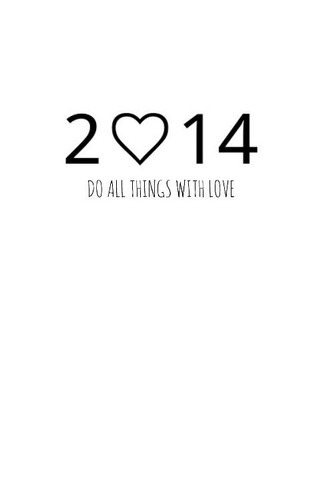 Love 2014 IPhone Wallpaper Mobile Wallpaper