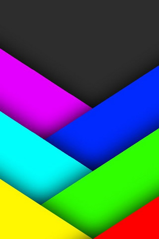 Abstract Color Design IPhone Wallpaper Mobile Wallpaper