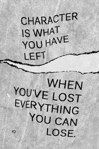 You've Lost Everything IPhone Wallpaper Mobile Wallpaper