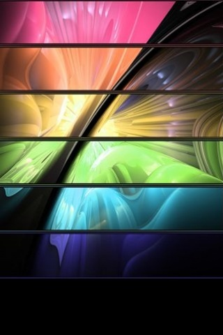 Aura Colors Art IPhone Wallpaper Mobile Wallpaper