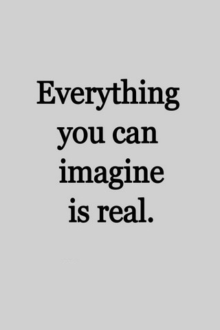 Imagine Is Real IPhone Wallpaper Mobile Wallpaper
