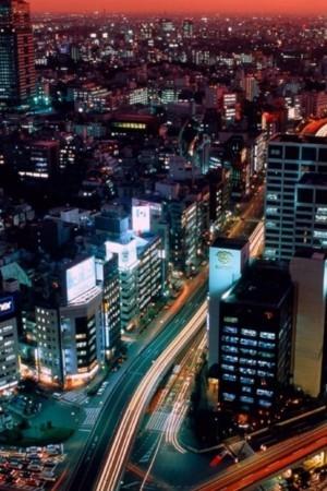 Night View Tokyo Japan IPhone Wallpaper Mobile Wallpaper
