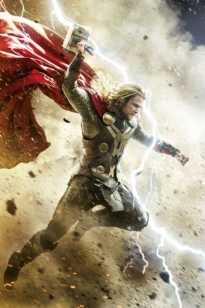 Thor 2 Dark World IPhone Wallpaper Mobile Wallpaper
