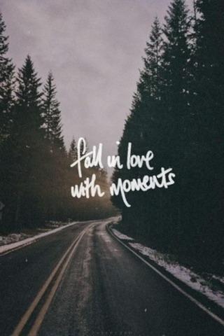 Fall In Love IPhone Wallpaper Mobile Wallpaper