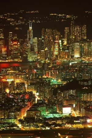 Night City Metropolis IPhone Wallpaper Mobile Wallpaper