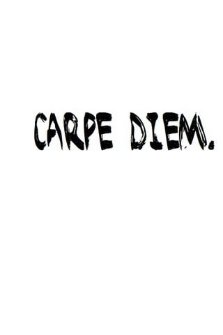 Carpe Diem IPhone Wallpaper Mobile Wallpaper