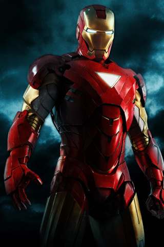 Iron Man 2 IPhone Wallpaper Mobile Wallpaper
