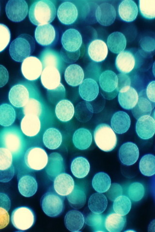 Abstract Bokeh IPhone Wallpaper Mobile Wallpaper