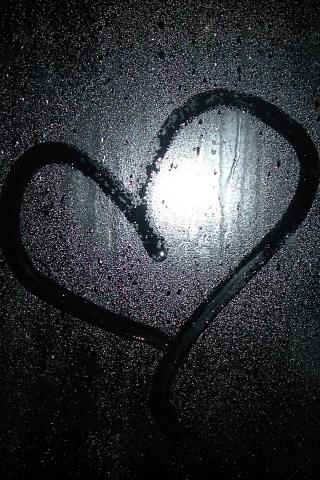 Heart Screen IPhone Wallpaper Mobile Wallpaper