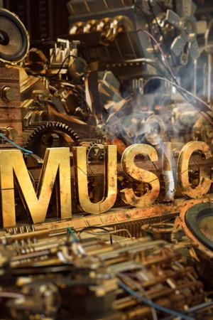 3D Music Machine IPhoneWallpaper Mobile Wallpaper