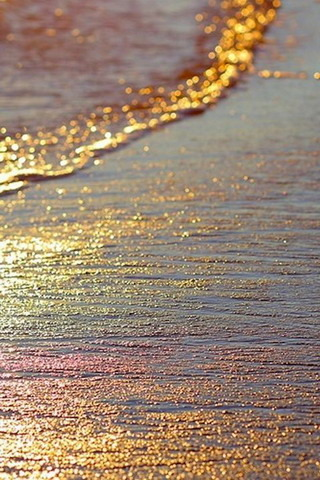 Summer Waves IPhone Wallpaper Mobile Wallpaper