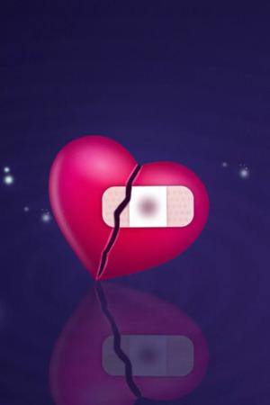 Broken Hearts IPhone Wallpaper Mobile Wallpaper