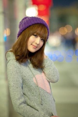Beauty Asian Girl IPhone Wallpaper Mobile Wallpaper