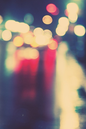 Street Night Light IPhone Wallpaper Mobile Wallpaper