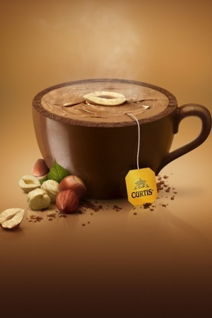 Hot Chocolate Tea IPhone Wallpaper Mobile Wallpaper