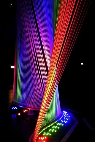 Light Harp Colors IPhone Wallpaper Mobile Wallpaper