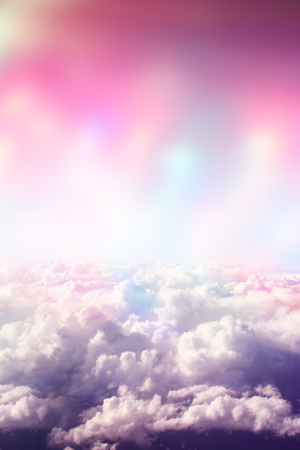 Pink Nature Clouds IPhone Wallpaper Mobile Wallpaper