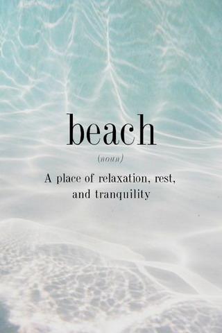 Beach For IPhone Wallpaper Mobile Wallpaper