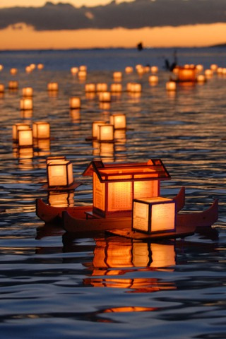 Lantern Floating Hawaii IPhone Wallpaper Mobile Wallpaper