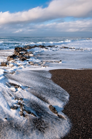 Sea Shore IPhone Wallpaper Mobile Wallpaper