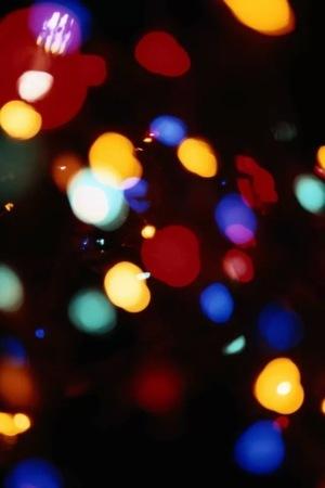 Light Bokeh Colors IPhone Wallpaper Mobile Wallpaper