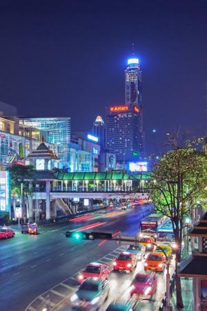 Colors Road Thailand Bangkok IPhone Wallpaper Mobile Wallpaper