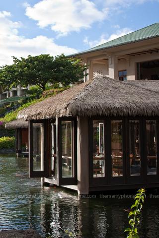 Grand Hyatt Kauai Resort And Spa IPhone Wallpaper Mobile Wallpaper