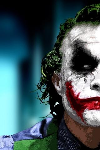 The Joker IPhone Wallpaper Mobile Wallpaper