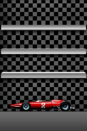 Red Sports Car IPhone Wallpaper Mobile Wallpaper