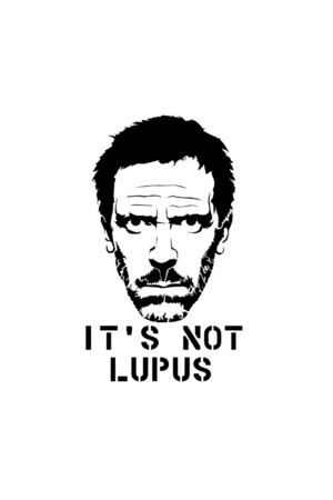 Not Lupus IPhone Wallpaper Mobile Wallpaper