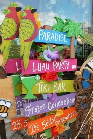 Colors Sign Board & Paradise IPhone Wallpaper Mobile Wallpaper