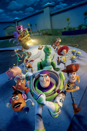 Runing Toy Story 3 IPhone Wallpaper Mobile Wallpaper