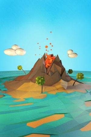 Volcanic Eruptions IPhone Wallpaper Mobile Wallpaper