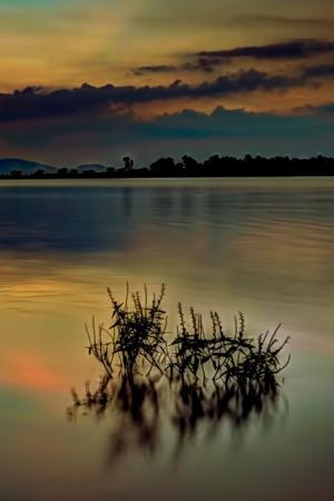 Evening & Sunset IPhone Wallpaper Mobile Wallpaper