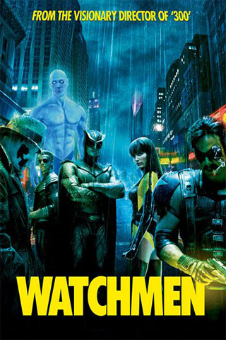 Watchmen Mobile Wallpaper