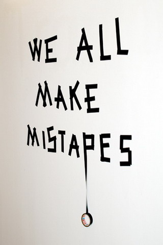 We All Make Mistakes IPhone Wallpaper Mobile Wallpaper