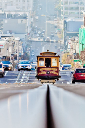 Lombard Street San Francisco IPhone Wallpaper Mobile Wallpaper