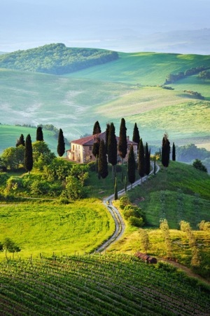 Tuscany Italy IPhone Wallpaper Mobile Wallpaper