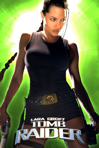 Tomb Raider Fights IPhone Wallpaper Mobile Wallpaper