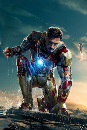 Iron Man 3 IPhone Wallpaper Mobile Wallpaper