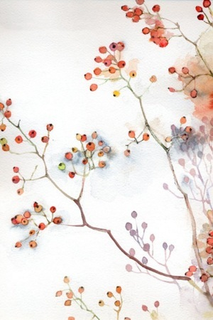 3D Red Berries IPhone Wallpaper Mobile Wallpaper