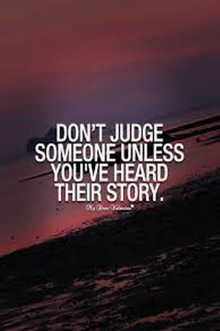 Don't Judge Someone Unless IPhone Wallpaper Mobile Wallpaper