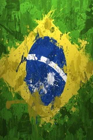 Brasil 2014 Android Wallpaper Mobile Wallpaper