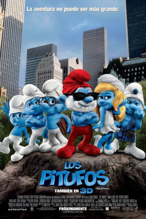 The Smurfs IPhone Wallpaper Mobile Wallpaper
