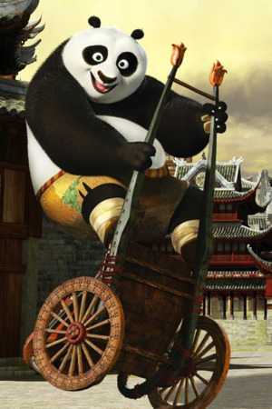 Kung Fu Panda IPhone Wallpaper Mobile Wallpaper