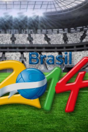 Cute 2014 Brasil World Cup IPhone Wallpaper Mobile Wallpaper