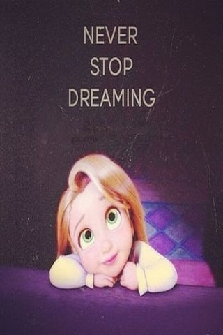Download Never Stop Dreaming Iphone Wallpaper Mobile