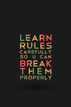 Learn Rules IPhone Wallpaper Mobile Wallpaper