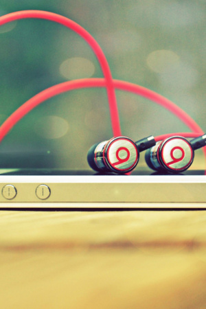 Headphone Music IPhone Wallpaper Mobile Wallpaper